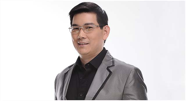 Richard Yap is the newest actor in ABS-CBN's stable of stars as he ...